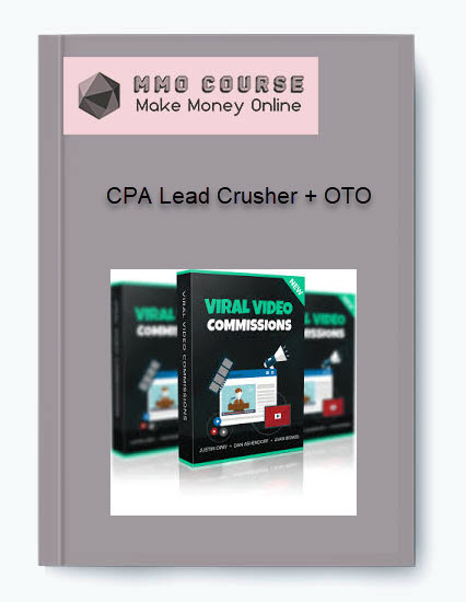 [object object] - CPA Lead Crusher OTO - CPA Lead Crusher + OTO [Free Download]
