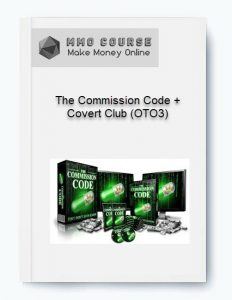 the commission code + covert club (oto3) - The Commission Code Covert Club OTO3 232x300 - The Commission Code + Covert Club (OTO3) [Free Download]