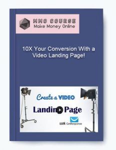 10x your conversion with a video landing page! - 10X Your Conversion With a Video Landing Page 232x300 - 10X Your Conversion With a Video Landing Page! [Free Download]