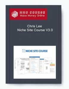 [object object] - Chris Lee     Niche Site Course V3 - Chris Lee – Niche Site Course V3.0 [Free Download]